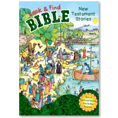 Look & Find Bible: New Testament Stories